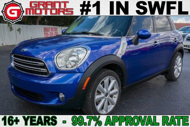 2015 MINI Cooper Countryman Fort Myers FL