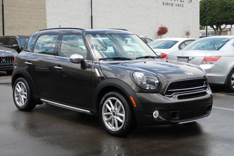 2015 MINI Cooper Countryman S (04/15) PREMIUM PACKAGE