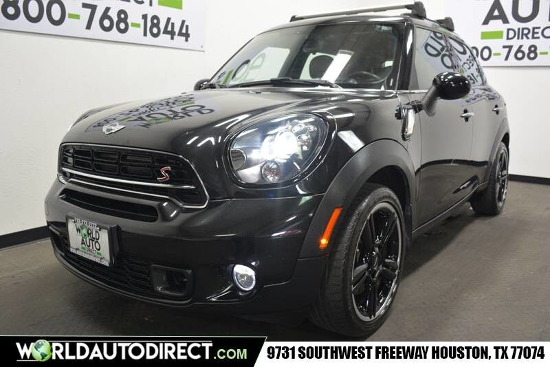 2015_MINI_Cooper Countryman_S 4_ Houston TX