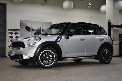 2015_MINI_Cooper Countryman_S ALL4_ Boston MA