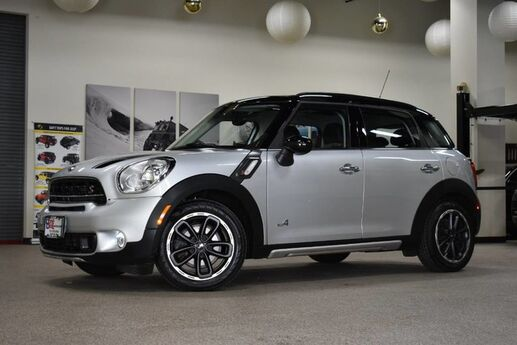 2015 MINI Cooper Countryman S ALL4 Boston MA