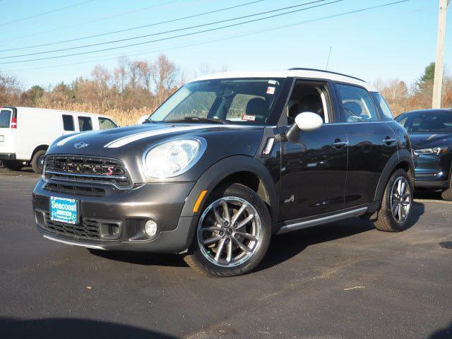 2015 MINI Cooper Countryman S Portsmouth NH