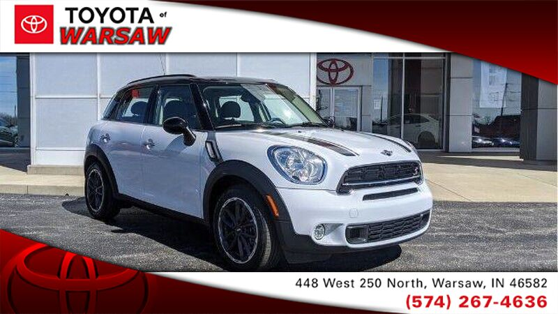 2015 MINI Cooper Countryman S Warsaw IN