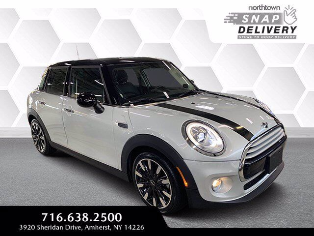 2015 MINI Cooper Hardtop 4 Door Base