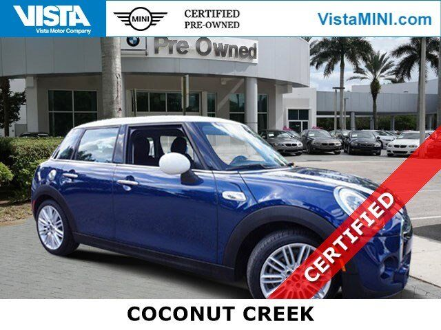 2015 MINI Cooper Hardtop 4 Door S Coconut Creek FL