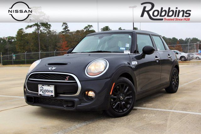 2015 MINI Cooper Hardtop 4 Door S Humble  TX