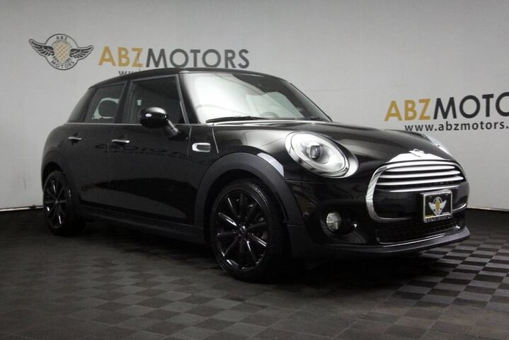 2015 MINI Cooper Hardtop 4 Door SAT Radio,Bluetooth/USB,Push Start,17 Wheels Houston TX