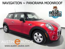 MINI Cooper Hardtop *AUTOMATIC, NAVIGATION, PANORAMA MOONROOF, VISUAL BOOST, STEERING WHEEL CONTROLS, BLUETOOTH PHONE & AUDIO 2015