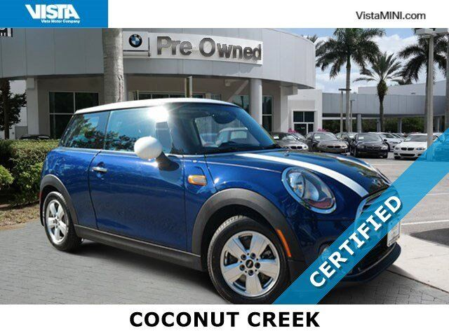 2015 MINI Cooper Hardtop Base Coconut Creek FL