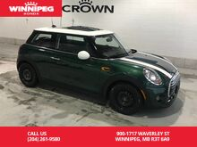 2015_MINI_Cooper Hardtop_Panoramic roof/Push button start/Leather/Bluetooth_ Winnipeg MB