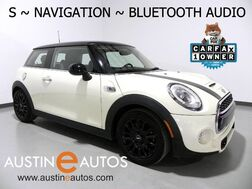 2015_MINI_Cooper Hardtop S_*AUTOMATIC, NAVIGATION, BLACK ALLOY WHEELS, VISUAL BOOST, STEERING WHEEL CONTROLS, LED HEADLIGHTS, BLUETOOTH PHONE & AUDIO_ Round Rock TX