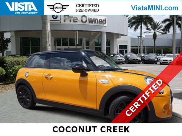 2015 MINI Cooper Hardtop S Coconut Creek FL