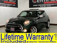 MINI Cooper Hardtop S PANORAMIC ROOF REAR CAMERA REAR PARKING AID HEATED LEATHER SEATS BLUETOOT 2015
