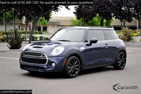 2015_MINI_Cooper Hardtop S Pano Roof/Heads Up & Harmon Kardon_17 Wheels/Premium Package One Owner MSRP $34,655_ Fremont CA