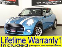 MINI Cooper Hardtop Sport Package Panoramic Roof Leather Seats Fog Lights Keyless Entry/Start B 2015