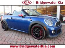 2015_MINI_Cooper Roadster_John Cooper Works, Multi-Function Steering Wheel, Harman Kardon Premium Sound, Bluetooth Streaming Audio, Heated Bucket Seats, HID Headlights, 17-Inch Black Alloy Wheels,_ Bridgewater NJ