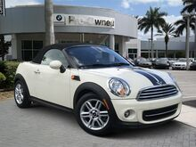 2015_MINI_Cooper Roadster__ Coconut Creek FL