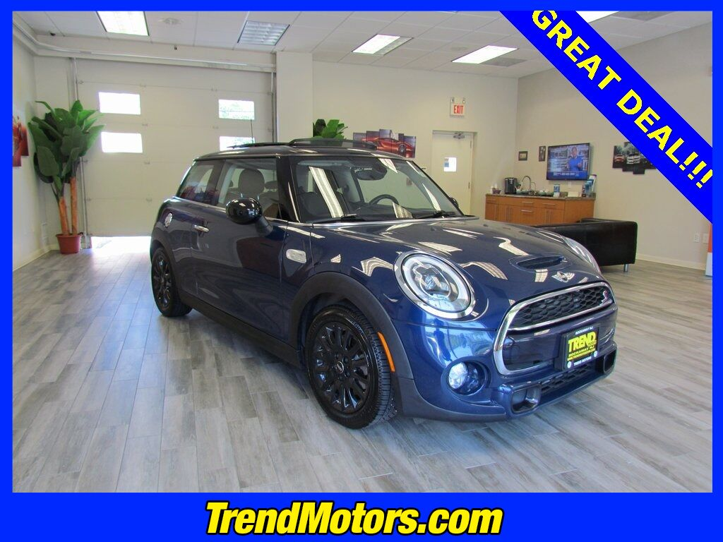 2015 MINI Cooper S Base Rockaway NJ
