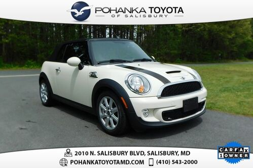 2015_MINI_Cooper S_Base_ Salisbury MD