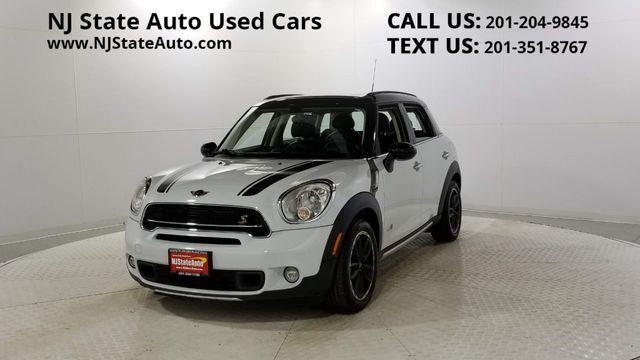 2015 MINI Cooper S Countryman ALL4 Jersey City NJ
