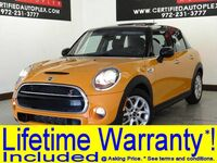 MINI Cooper S PANORAMA BLUETOOTH POWER LOCKS POWER WINDOWS POWER MIRRORS CRUISE CONTROL 2015