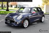 2015 MINI Cooper S With Cold Weather Pkg & Premium Pkg Harmon Kardon/Pano/17Cosmos MSRP $30300