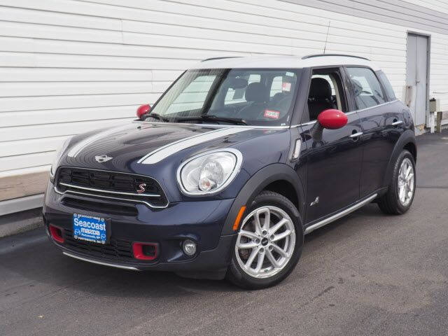 2015 MINI Countryman Cooper S ALL4 Portsmouth NH