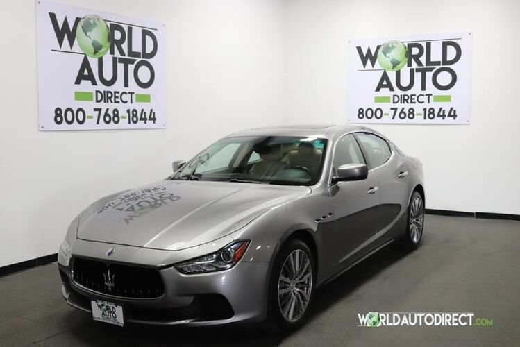 2015_Maserati_Ghibli__ Houston TX