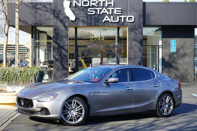 2015_Maserati_Ghibli__ Walnut Creek CA