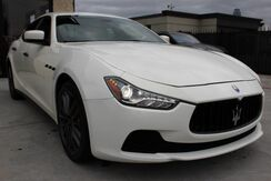 2015_Maserati_Ghibli_GHIBLI,1 OWNER,CLEAN CARFAX,LOW MILES!_ Houston TX