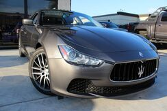 2015_Maserati_Ghibli_GHIBLI,1 OWNER,WARRANTY,RED STITCHING!_ Houston TX