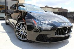 Maserati Ghibli GHIBLI,FACTORY WARRANTY,1 OWNER,SHOWROOM! 2015