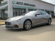 2015_Maserati_Ghibli_LEATHER SEATS, NAVIGATION, SUNROOF, HEATED FRONT SEATS, BLUETOOTH CONNECTIVITY_ Plano TX