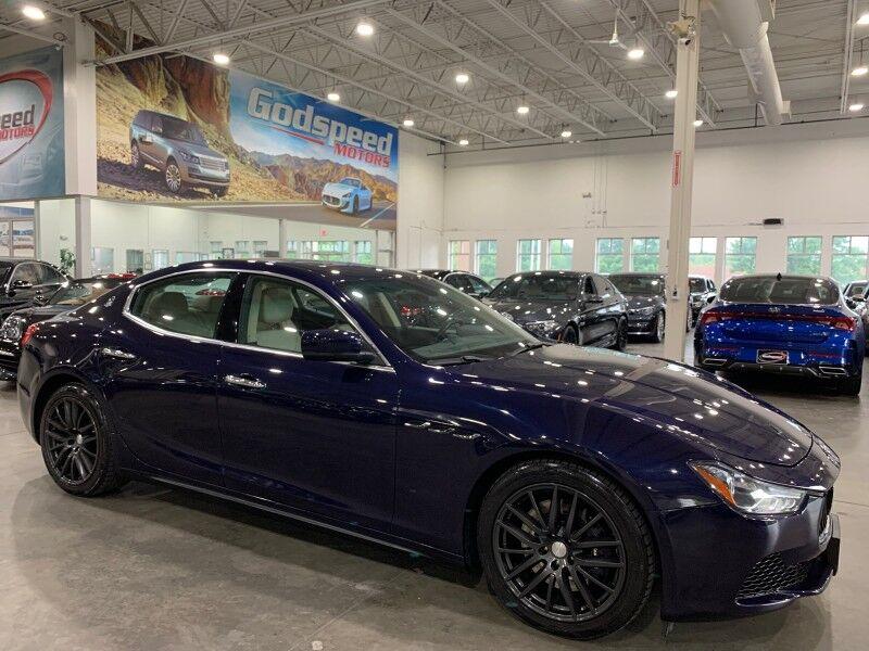 2015_Maserati_Ghibli_S Q4 80K MSRP_ Charlotte NC