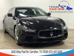 2015_Maserati_Ghibli_S Q4 AWD NAVIGATION SUNROOF LEATHER HEATED SEATS REAR CAMERA KEY_ Carrollton TX