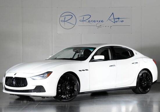 2015_Maserati_Ghibli_S Q4 BlackOut Pkg_ The Colony TX