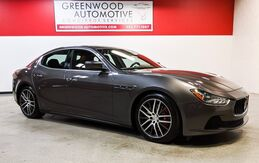 2015_Maserati_Ghibli_S Q4_ Greenwood Village CO
