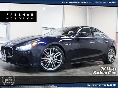 2015_Maserati_Ghibli_S Q4 Just 7K Miles Heated Seats_ Portland OR
