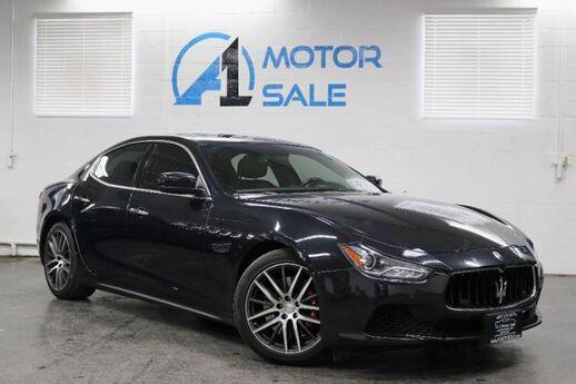 2015 Maserati Ghibli S Q4 Schaumburg IL