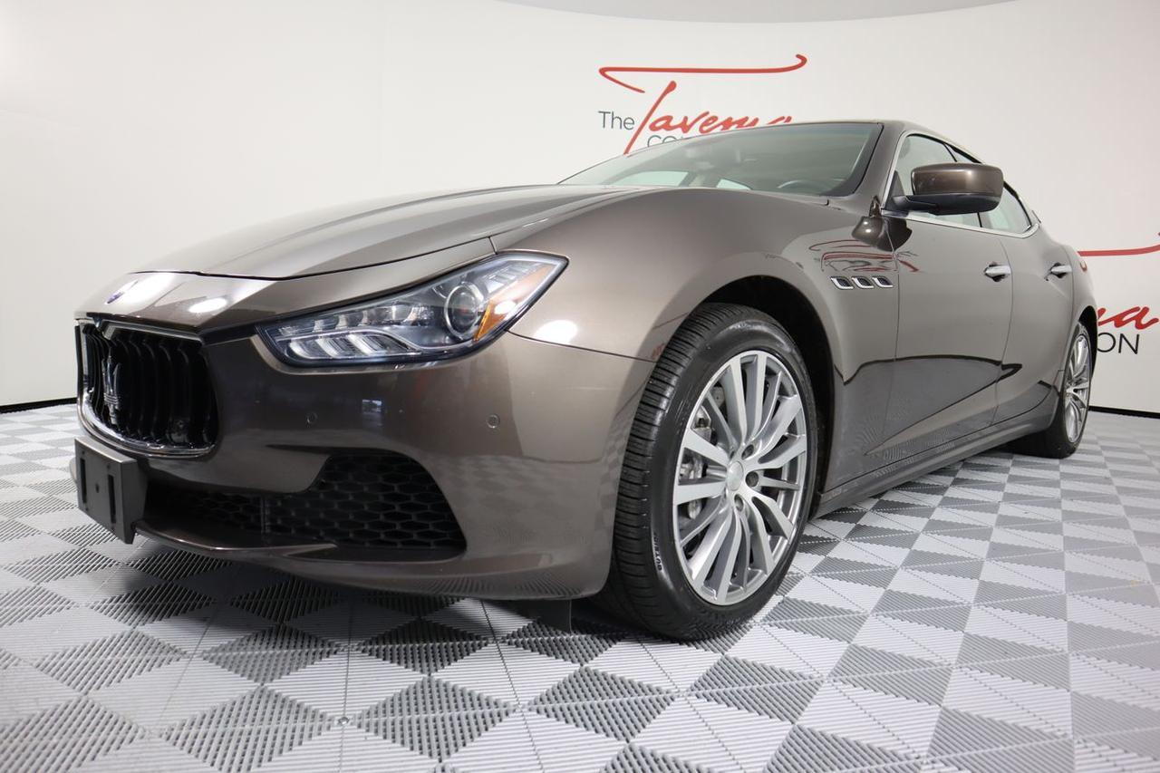 2015 Maserati Ghibli S Q4 Sedan 4D Hollywood FL