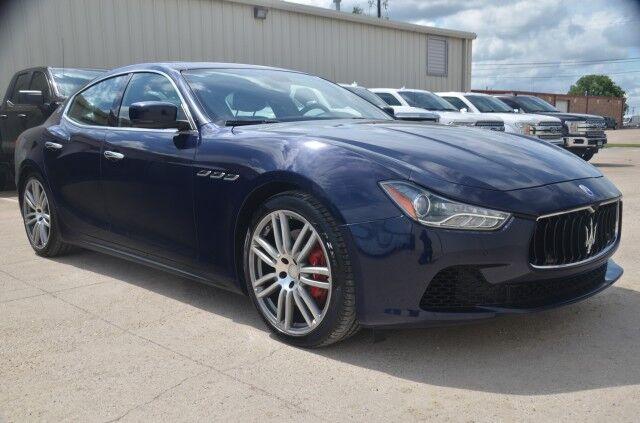2015 Maserati Ghibli S Q4 Wylie TX