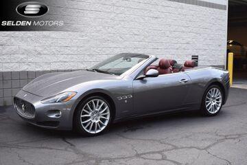 2015_Maserati_GranTurismo Convertible__ Willow Grove PA