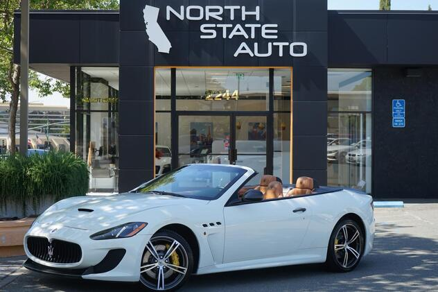 2015_Maserati_GranTurismo Convertible_MC_ Walnut Creek CA