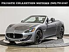 2015 Maserati GranTurismo Convertible Sport 1 Owner Clean Carfax Costa Mesa CA