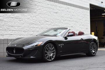 2015_Maserati_GranTurismo Convertible_Sport_ Willow Grove PA