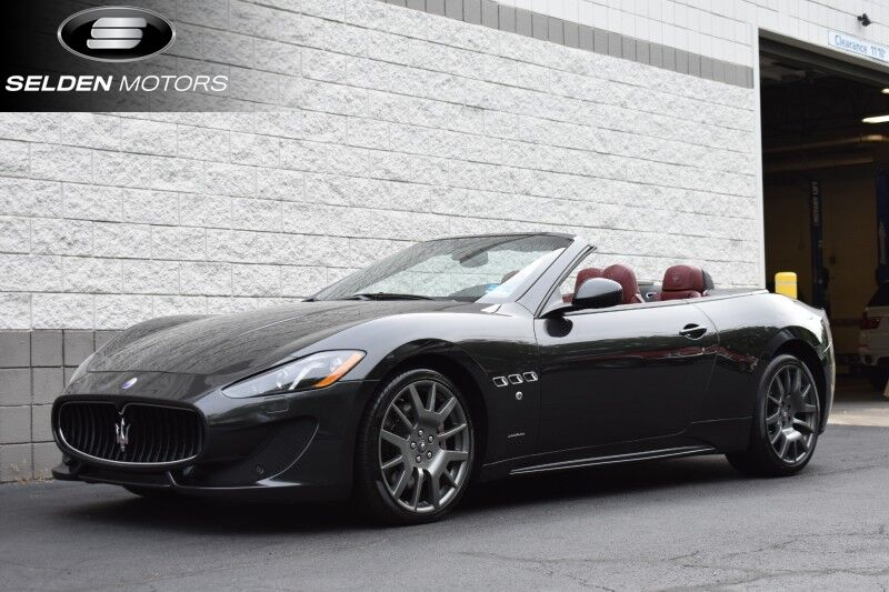 2015 Maserati GranTurismo Convertible Sport Willow Grove PA