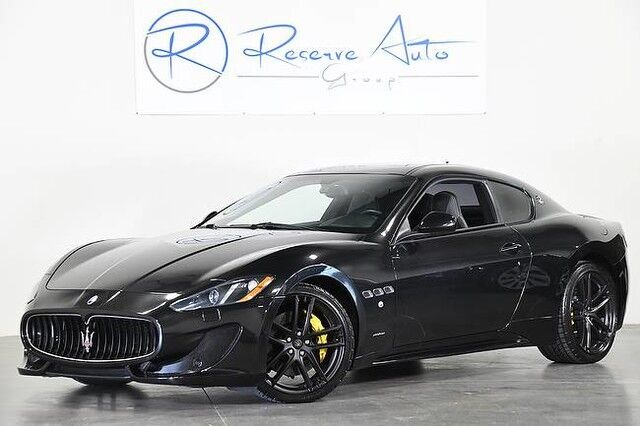2015 Maserati GranTurismo Sport We Finance The Colony TX