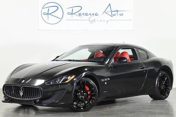 2015_Maserati_GranTurismo_Sport We Finance_ The Colony TX