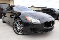 2015_Maserati_Quattroporte_S Q4 1 OWNER NAVIGATION REAR CAMERA_ Houston TX