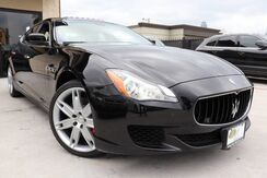 2015_Maserati_Quattroporte_S Q4 FACTORY WARRANTY CLEAN CARFAX 1 OWNER_ Houston TX
